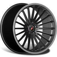 Диск 8,5j*19 5/114,3 45 67,1 IFG36 BLACK MACHINED LIP INFORGED